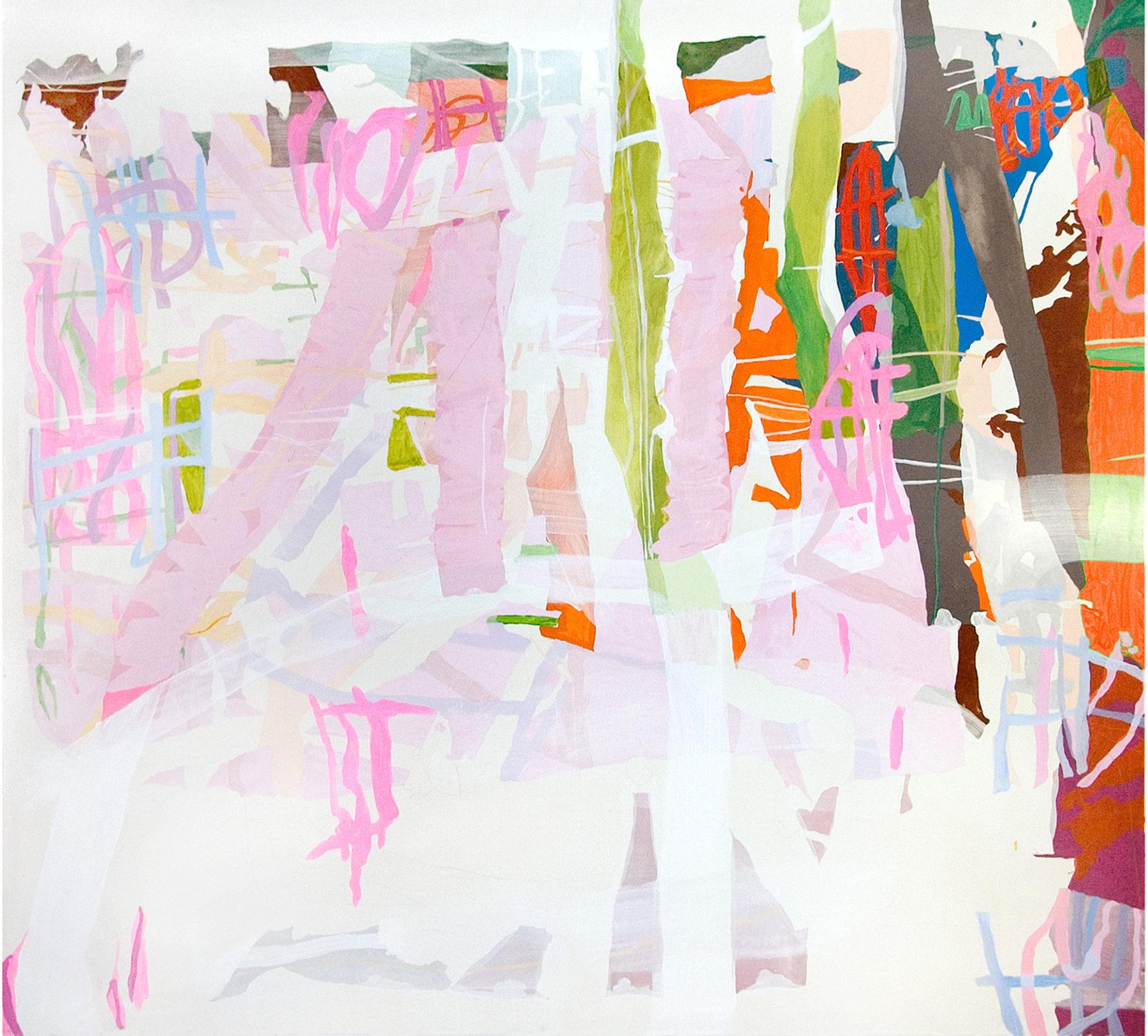 Andreas Wolf, Gemälde, 2008