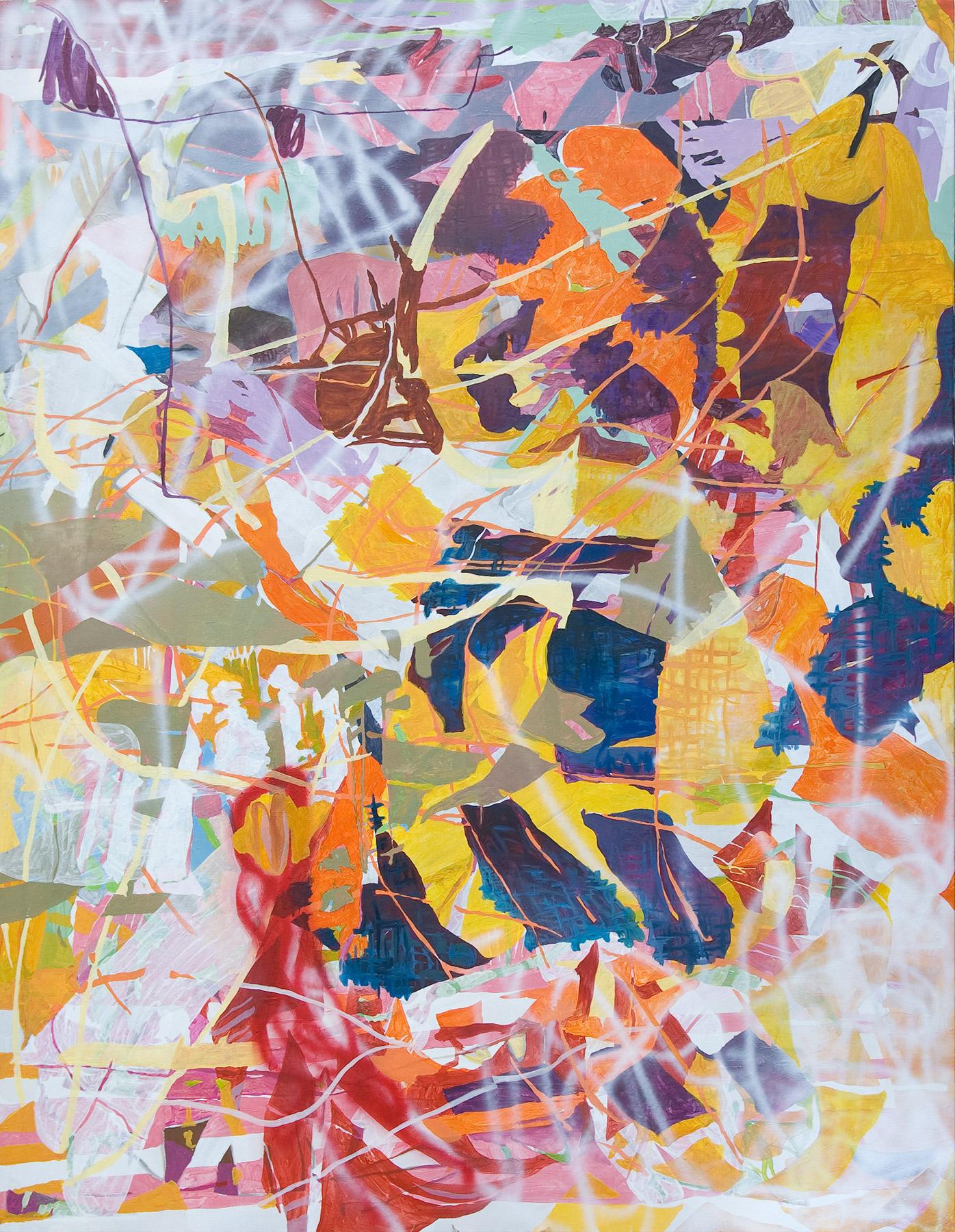 Andreas Wolf, Gemälde 2009