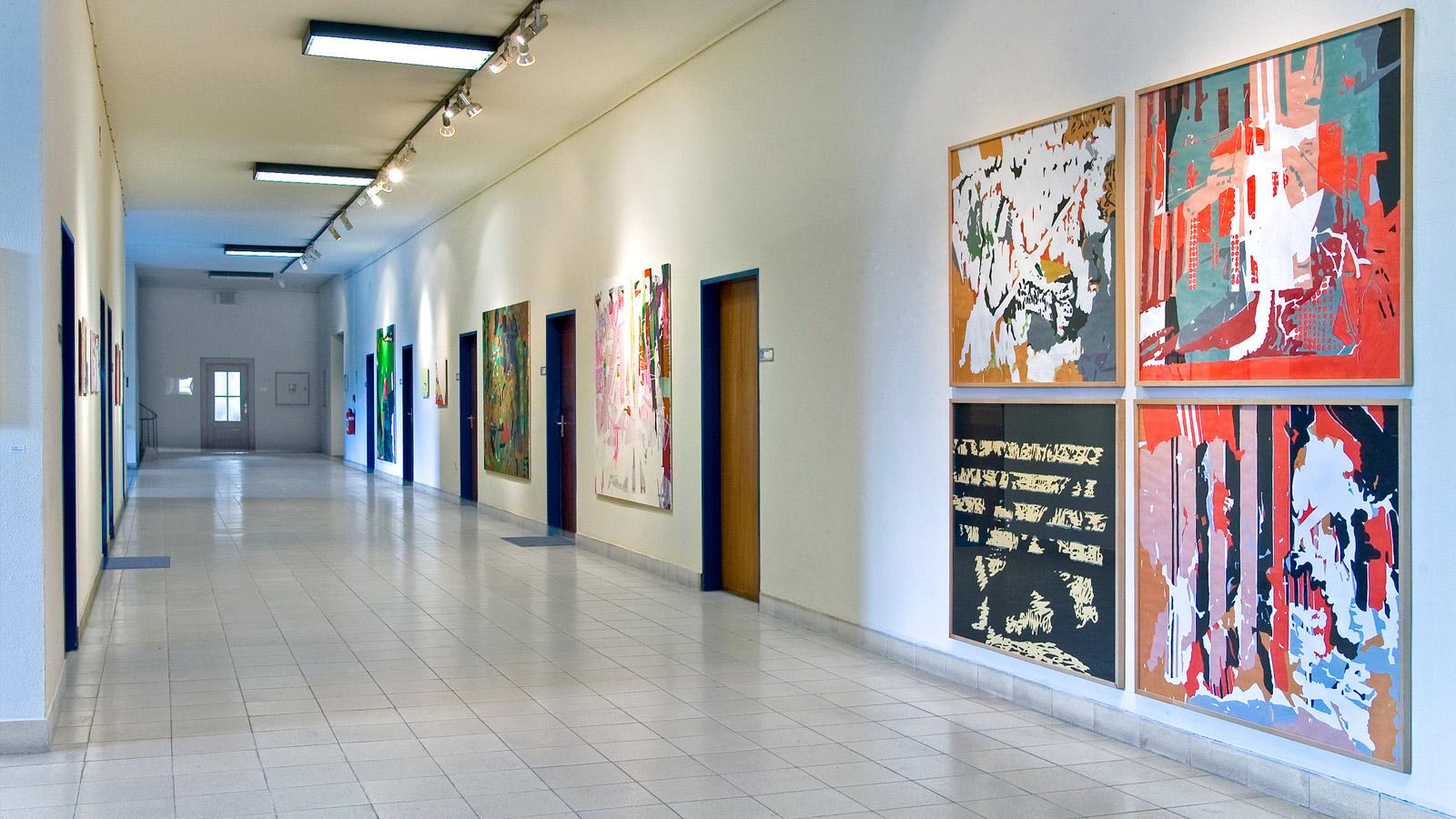 Ohne Titel, Stadtgalerie Mannheim 2008