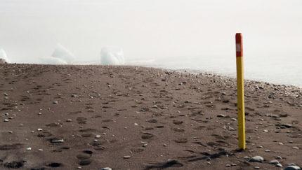 Landmarks die ans Meer führen und zu Bojen werden