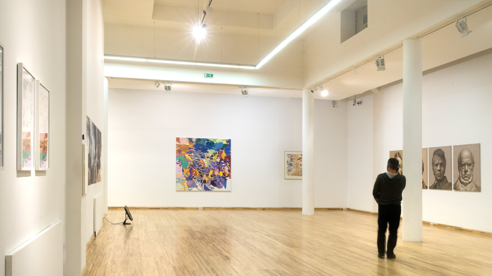 Museum of Contemporary Art Vojvodina, Serbien, 2019
