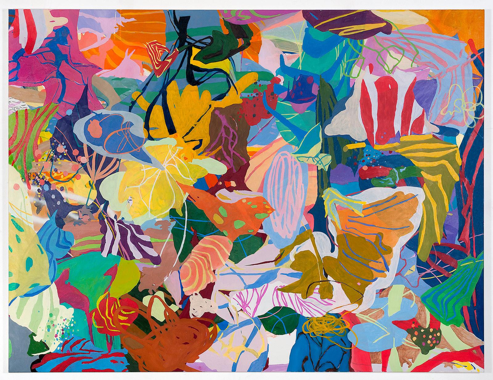 Malerei, Andreas Woilf