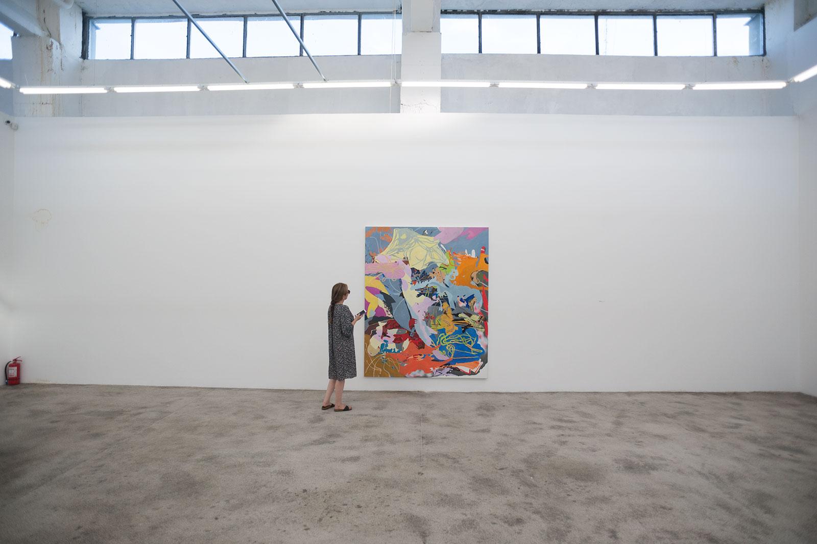 Kolonie Wedding | Berlin Contemporary Art in Romania, Centrul de interes