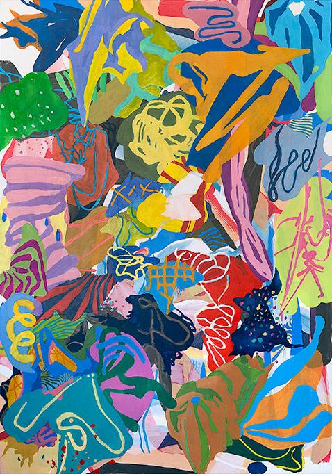 Andreas Wolf Gemälde
